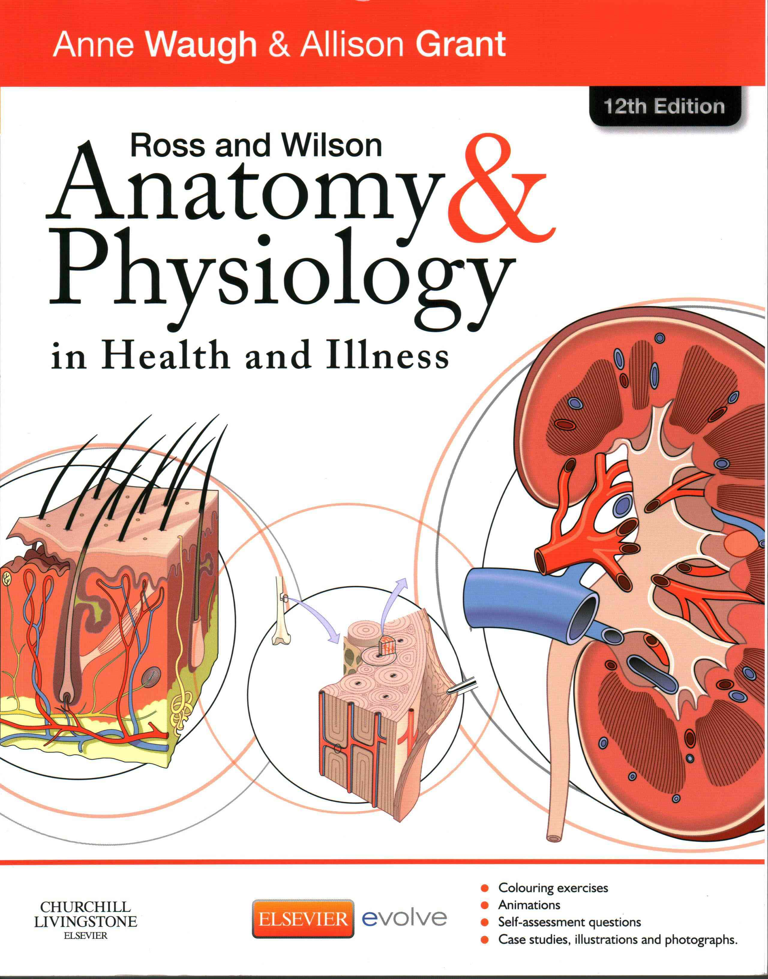 Ross and Wilson anatomy & physiology in health and illness (12th ...